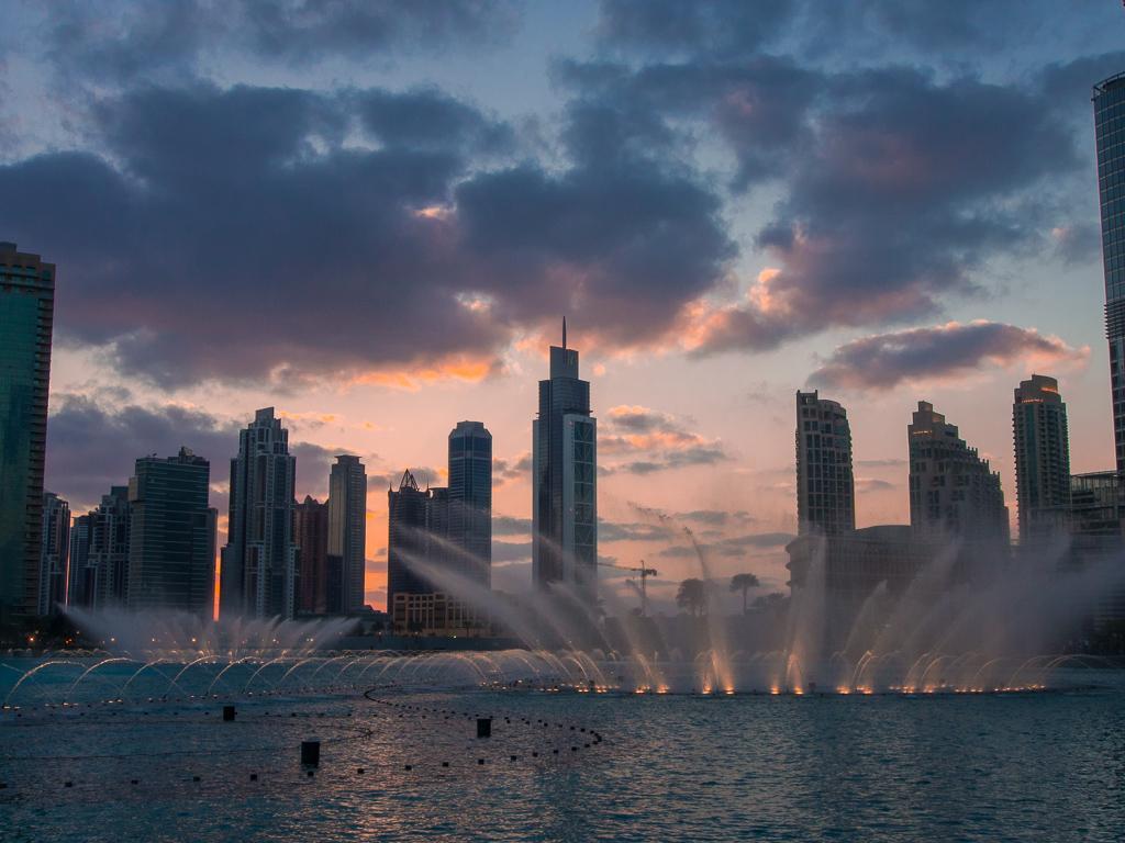 Dubai – Die Stadt der zwei Gesichter