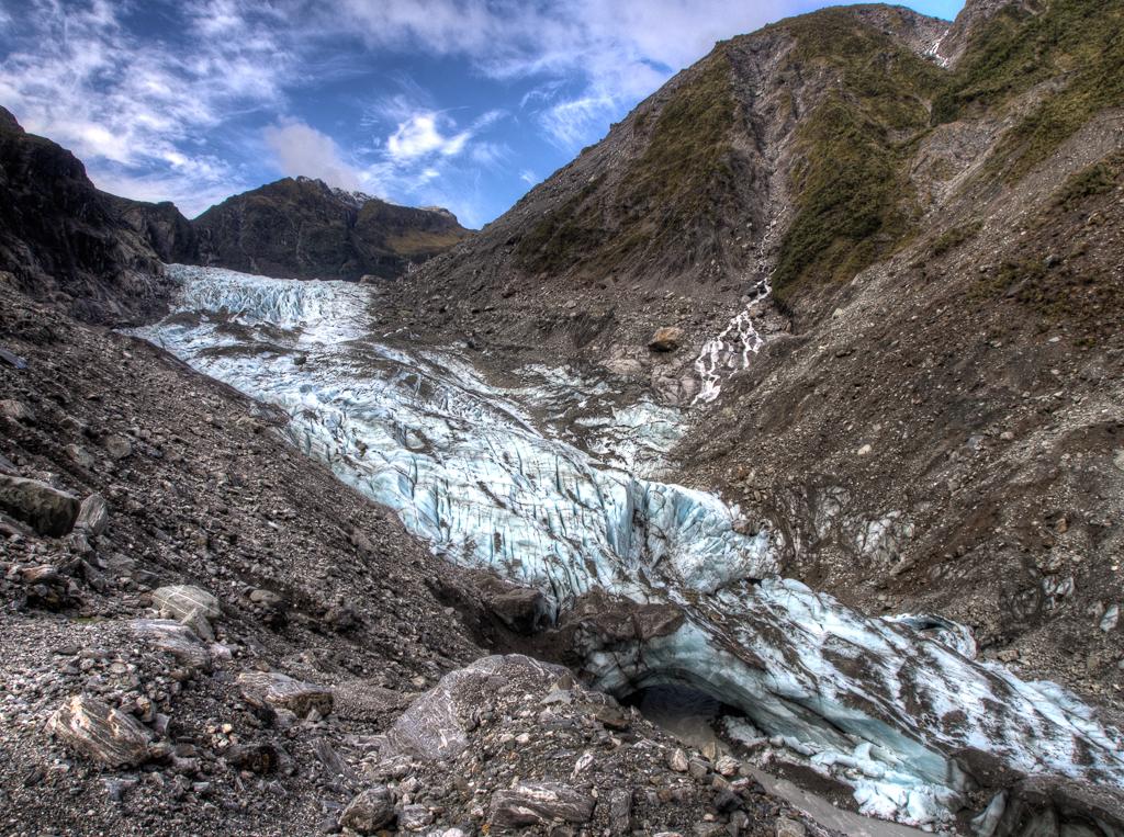 Fox Glacier – Sonne, Regen und Eis… hier kann man alles haben