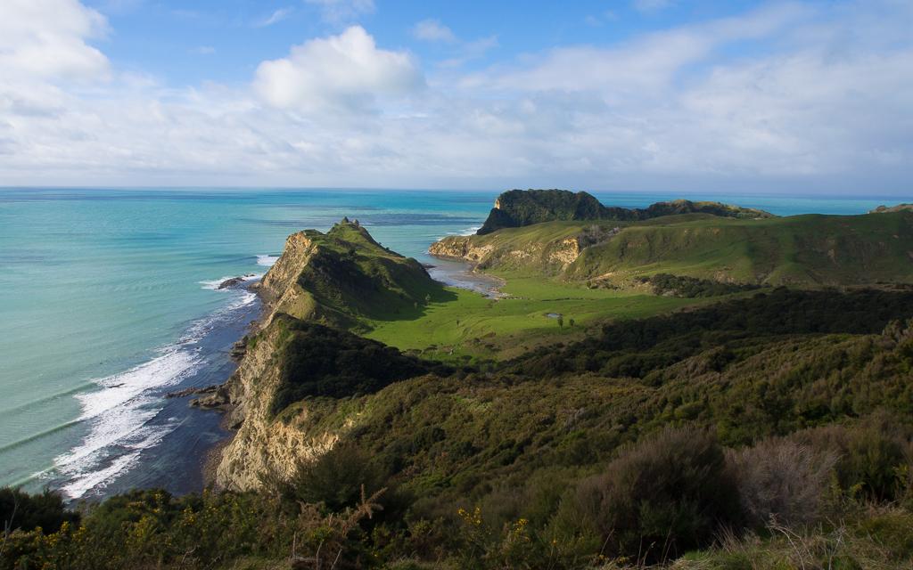 East Coast – Einsame Strände und viele Maoris