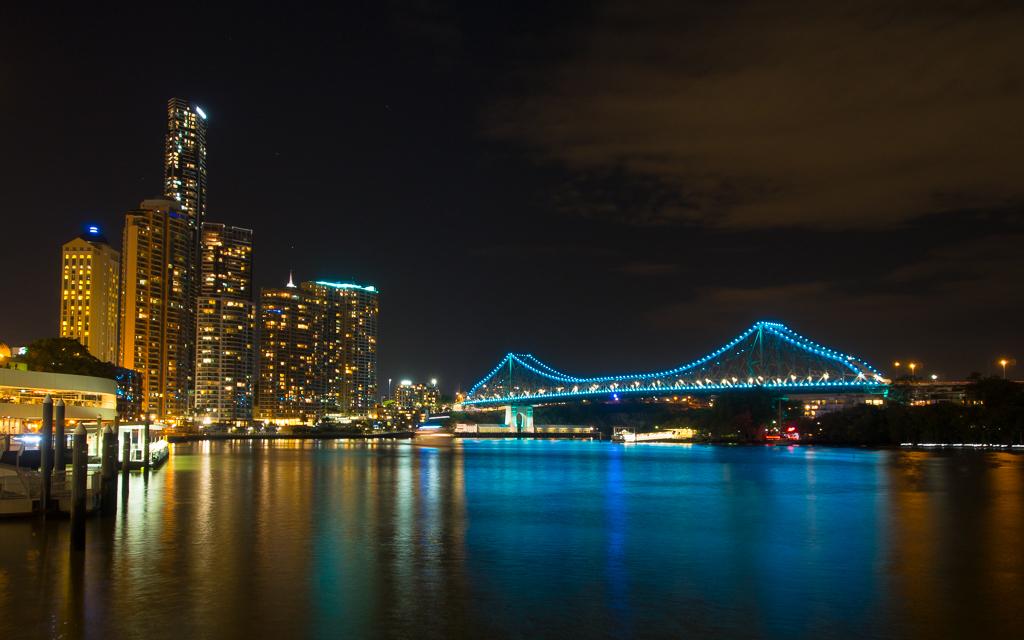 Brisbane – Welcome to Australia