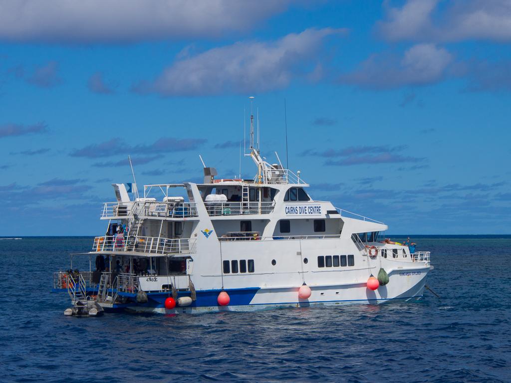 Great Barrier Reef – Auf der Suche nach Nemo